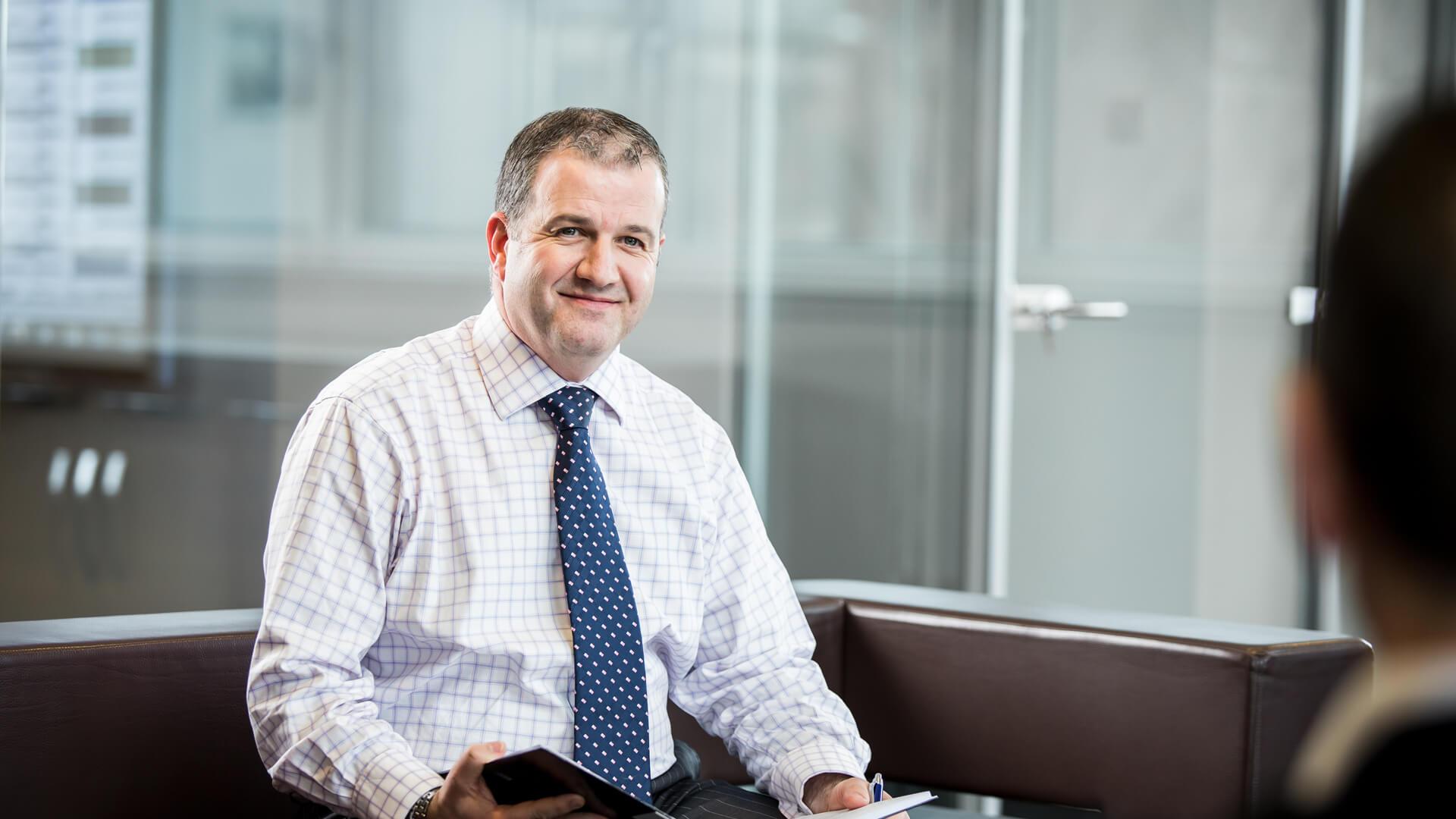 Craig Murie – Managing Director