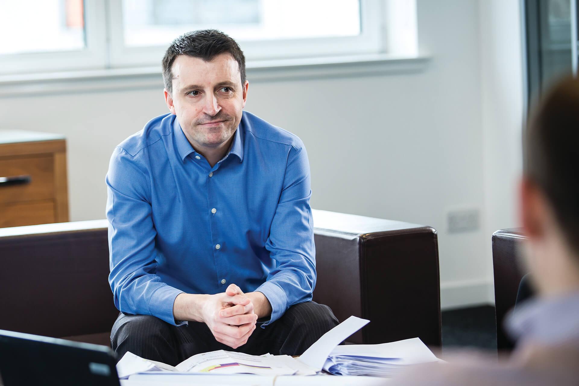 John Anderson Estimating Director