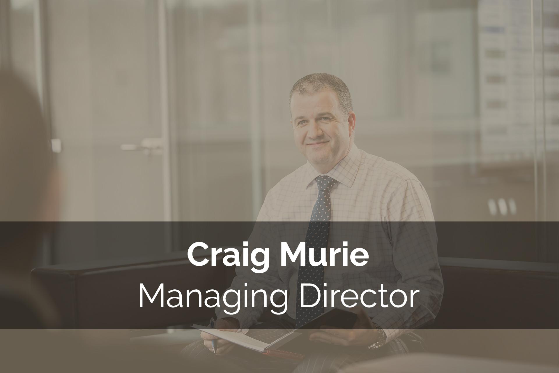 Craig Murie