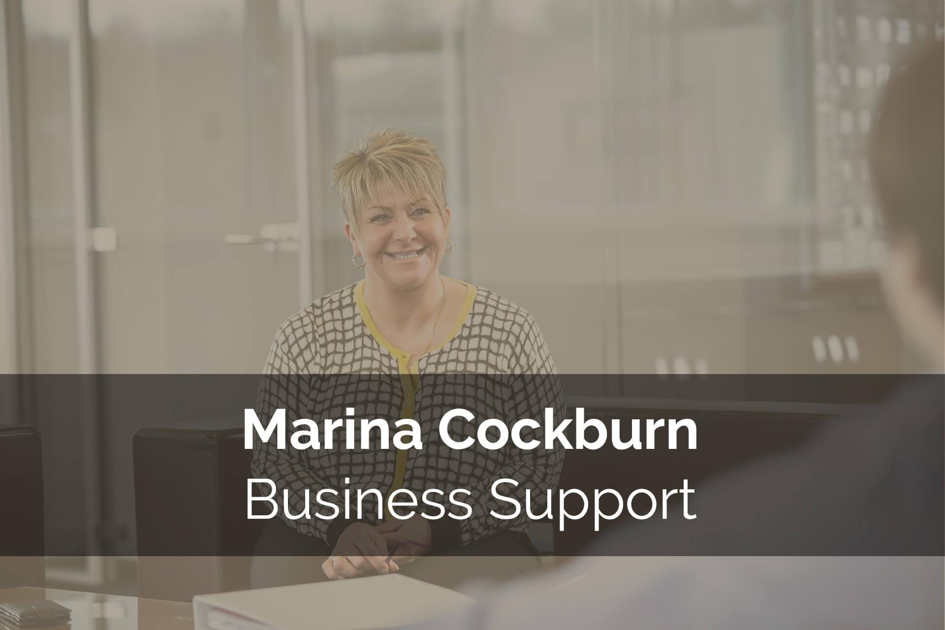 Marina Cockburn