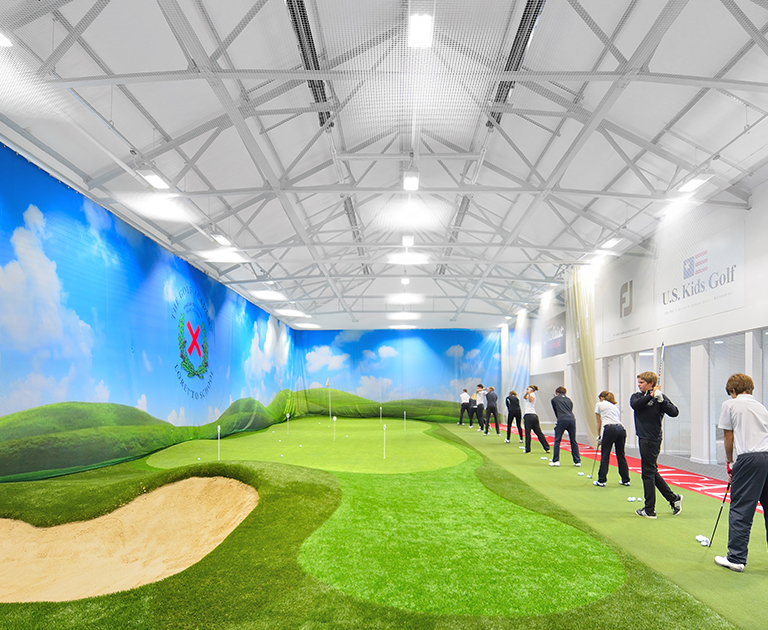 Loretto Golf Academy Project Sjs Property Services