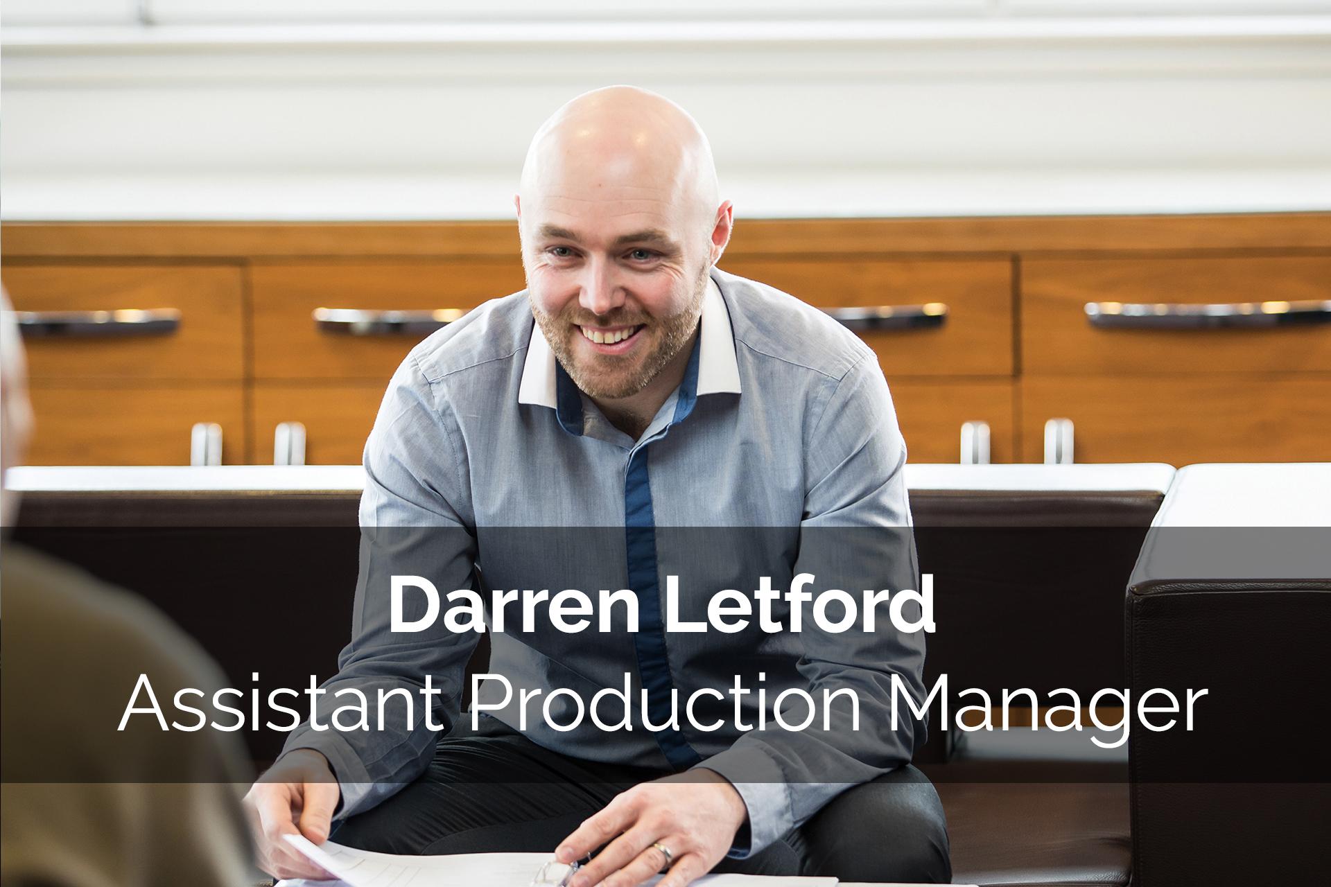 Darren Letford