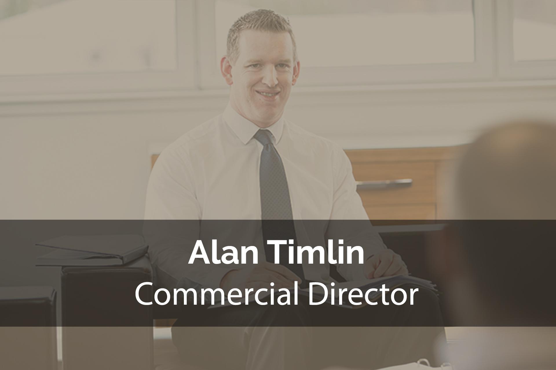 Alan Timlin