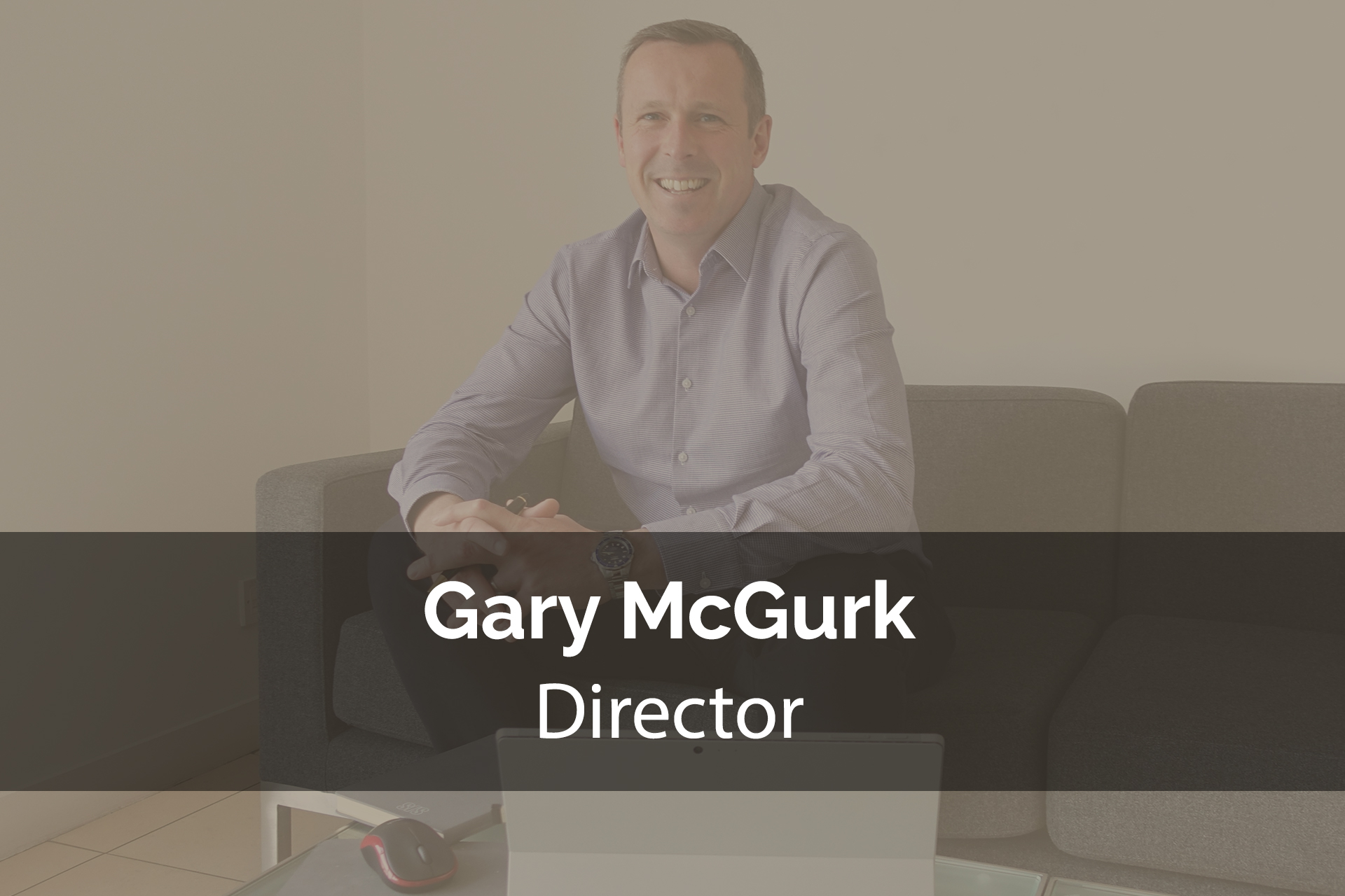 Gary McGurk